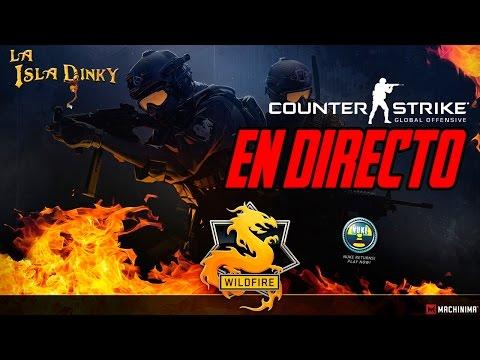 Counter Strike: Global Offensive - En Directo -
