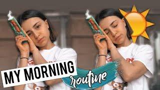 Իմ առավոտը / My morning routine