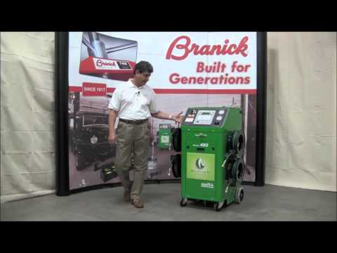 Branick Mobile Nitrogen Systems
