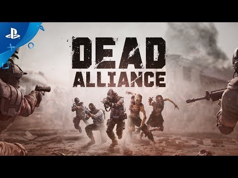 Dead Alliance™ Trailer