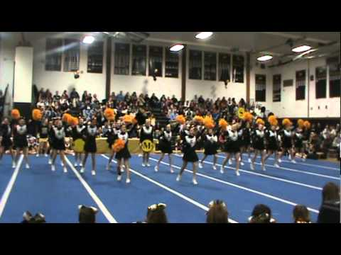 Samoset Cheerleading Jan. 21st, 2011