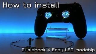 PS4 Analog Stick Led Mod Easier Way - mp3toke