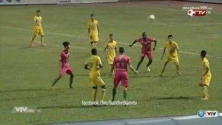 FLC Thanh Hóa 4 - 0 Đồng Tháp (Đấu bù vòng 3 V.League 2016)