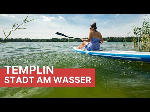 Templin: Stadt am Wasser in der Uckermark