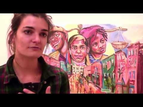 Yana Dimitrova, Lead Artist on Collective Impact