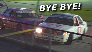 We CHEATED and WRECKED Cleetus McFarland at the Freedom 500!