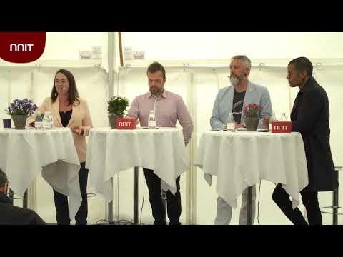 Privatliv under pres fri eller sikker - Debat fra Folkemødet Bornholm 2019