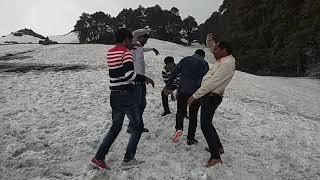 Fun in Auli Uttarakhand