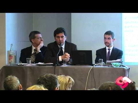 Mario Piancaldini, Agenzia delle Entrate, convegno sul gioco pubblico