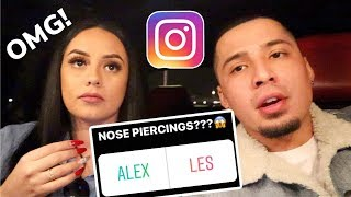 INSTAGRAM CONTROLS OUR LIVES FOR A DAY!