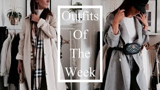 Winter Outfits Of The Week | 2019