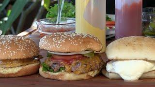 How To Make A Perfect Burger A-Z (Hamburger Basics On The Weber)