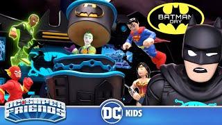 DC Super Friends em Português | O Dia da Festa de Batman | DC Kids
