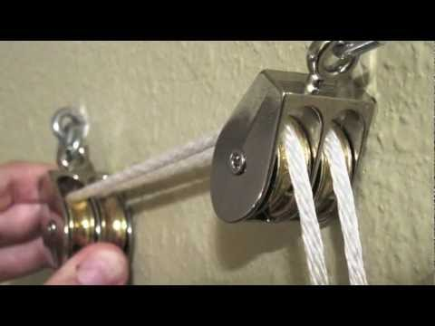 How To Construct A Backdrop Pulley System For Under 35