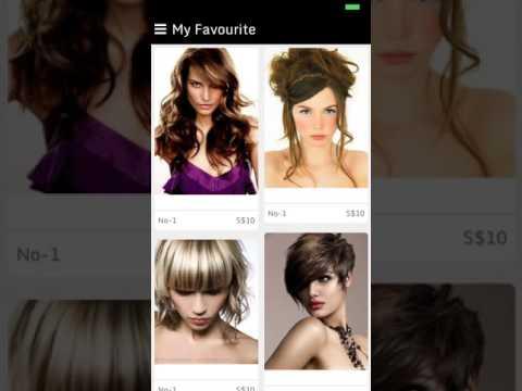 Beautician App