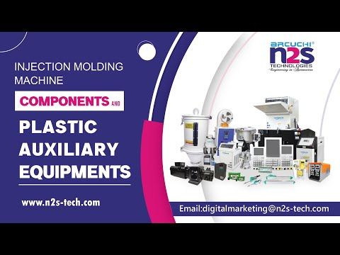 Plastic injection Molding Machine Components | Plastic Auxiliary Equipment | Available in IndiaMart