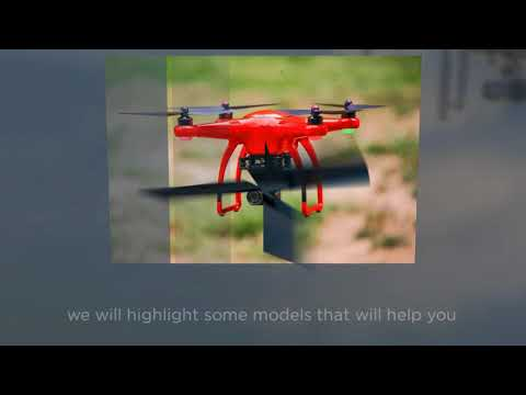 Drone Helicopter With Camera