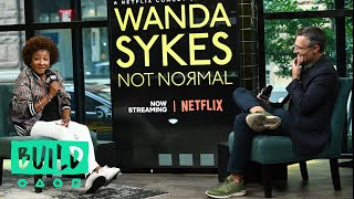"""Wanda Sykes Chats About Her Netflix Special, """"Not Normal"""""""
