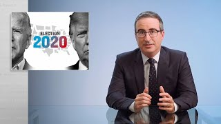 Election Results 2020: Last Week Tonight with John Oliver (HBO)