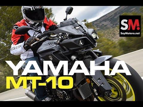 Prueba Naked: Yamaha MT 10 2016