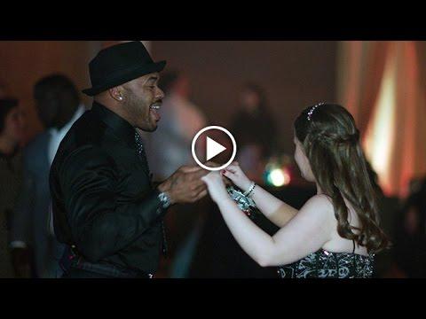Steve Smith's Cinderella-Worthy Prom Date