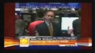 Santelli Gets Busted Up By Matt Lauer