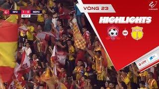 Gỡ hòa phút cuối, Nam Định giành lại 1 điểm đầy quả cảm trên sân Lạch Tray   VPF Media