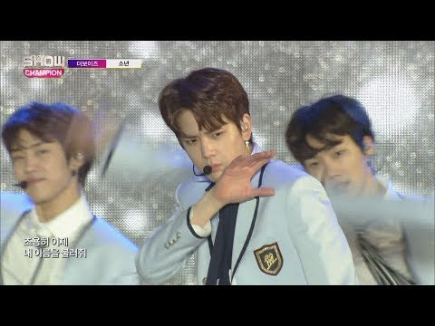 Show Champion EP.259 THE BOYZ - Boy [더보이즈 - 소년]