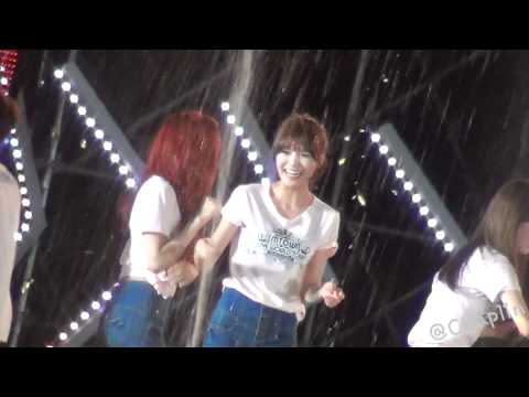 [Fancam]120609 SooYoung - Ending - Hope  SMT In Taiwan