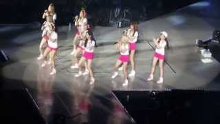 130721 SNSD Into The New World - World Tour in Taiwan