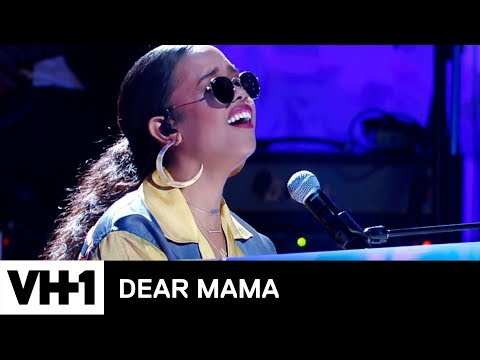 H.E.R., SWV & Shai Perform 'A Song For You', 'Right Here' & 'If I Ever Fall in Love'   Dear Mama