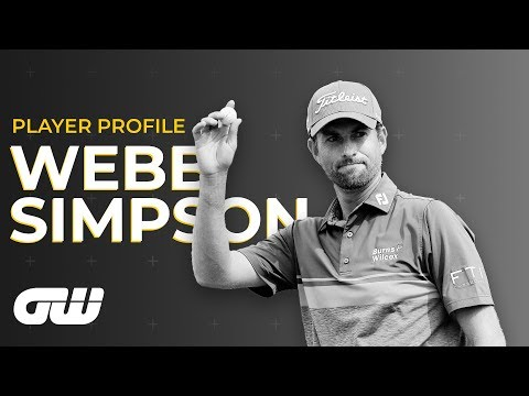 Webb Simpson on How He Climbed the World Rankings | Golfing World