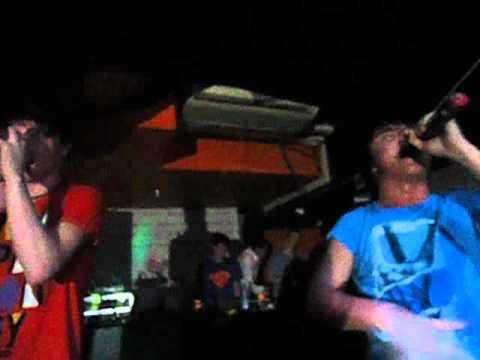 Johnyboy - Ходячая катастрофа (06/04/12 Тринити.Калуга)