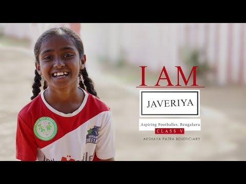 I am Javeriya – An Aspiring Footballer