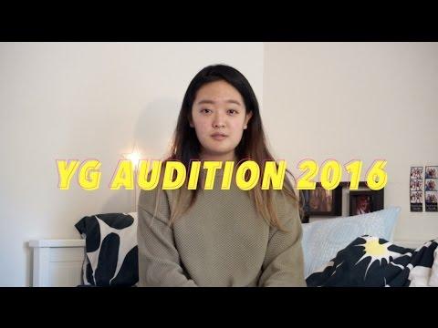YG Audition 2016: My Experience & Advice!