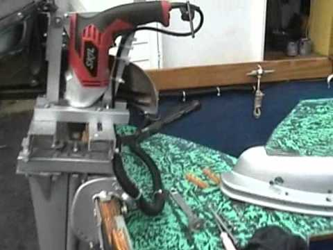 Electric Outboard Motor Drill Motor 3000 Rpm Fast Fast