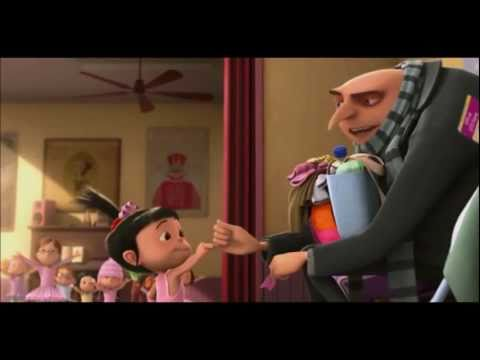 Despicable Me-Best of Agnes