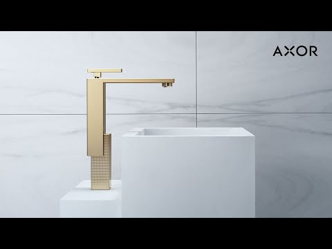 AXOR Edge | Architektonisches Baddesign