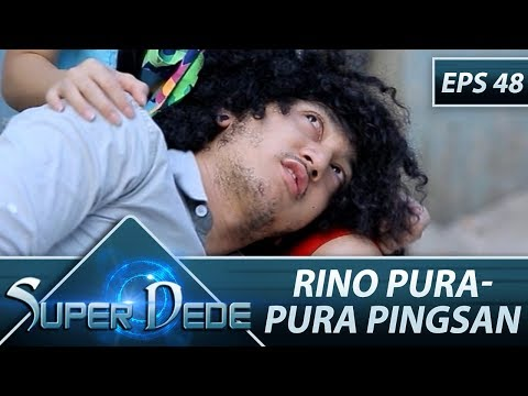 KASIAN Si Lilis di Suruh Dorong Motornya Rino - Super Dede Eps 48 Part 2