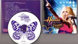 Hannah Montana- Are You Ready (Audio) [Lyrics in description]