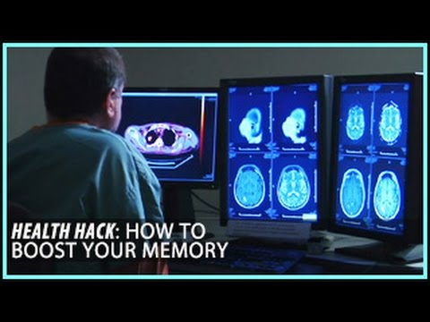 How to Boost Your Memory: Health Hacks- Thomas DeLauer