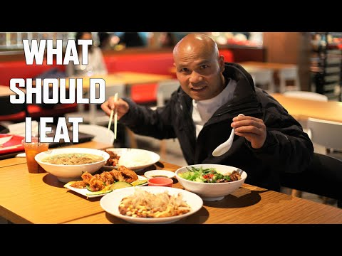 What should I eat before a fight? Master Wong