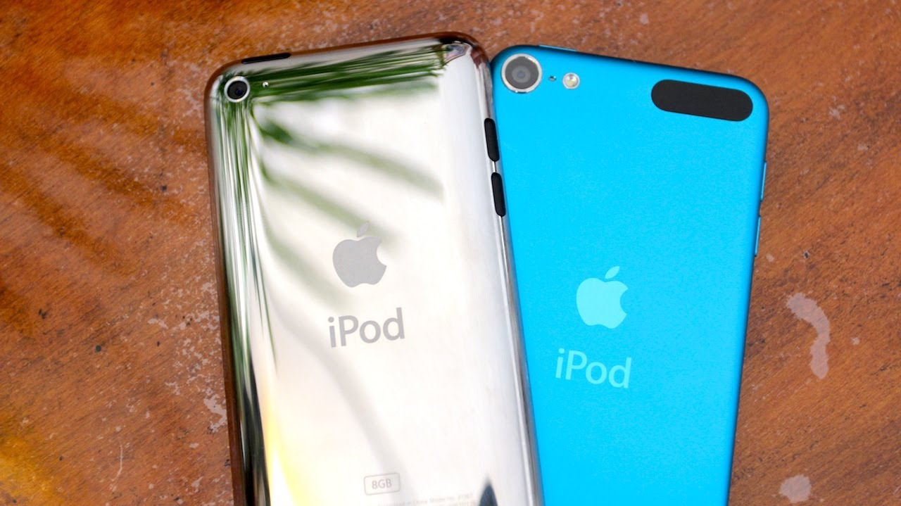 iPod Touch 4th Gen vs iPod Touch 5th Gen Camera Shootout ...