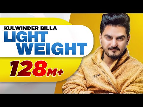 Light Weight (Official Video) Kulwinder Billa - MixSingh