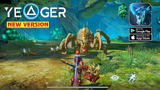 YEAGER (New Version 2021) - Monster Hunter Gameplay (Android/IOS)