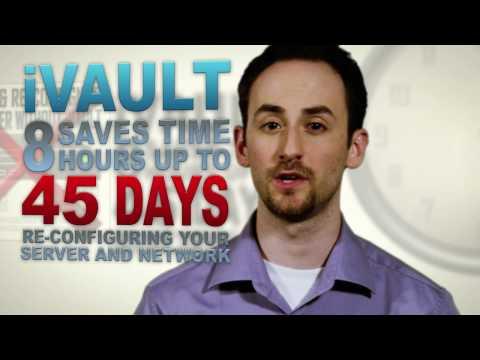 iVault Backup System
