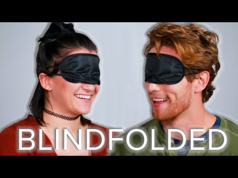 Blindfolded Strangers Guess Each Other's Age