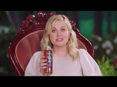 """In reimagined Hansel & Gretel, inspired by new Pure Leaf Cold Brew Iced Tea, Amy Poehler reminds viewers to say """"no"""" to rushing through life, and """"yes"""" to enjoying the moment."""