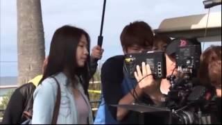 heirs funny moments part 1, Lee min ho funny moment, Park shin hye cute moment, Kim woo bin korean 1