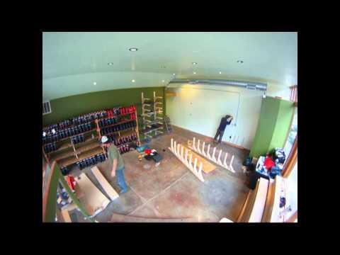 Telluride Shop Build